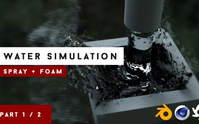 Water Simulation for Cinema 4D Tutorial