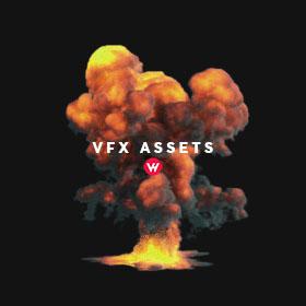 VFX Assets Updated